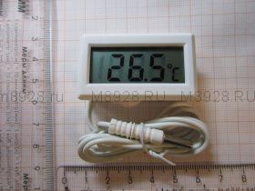 Цифровой термометр EDT-3 +110г