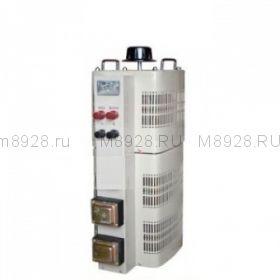 Лабораторный автотрансформатор ЛАТР TDGC2-15 60А 0-250в