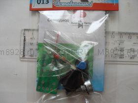 Радиоконструктор № 013, Терморегулятор 12 в