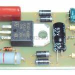 Радиоконструктор № 053, Плавное включение освещения
