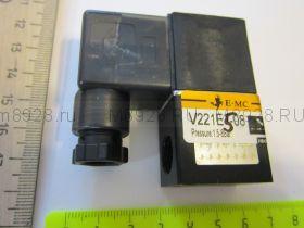 Пневмораспредилитель V221E5-08