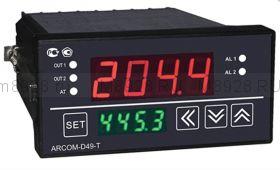 Терморегулятор  D49-T-120