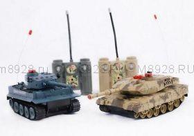Как ремонтировать игрушечные танки