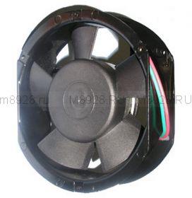 вентилятор YM217AN 172x150x50HBL 220VAC