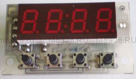 Часы электронные  Ч2Т-0,4