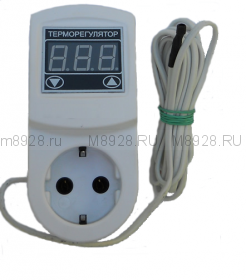 Терморегулятор МТР-2 16А евровилка