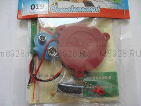 Радиоконструктор № 019, Детектор скрытой проводки